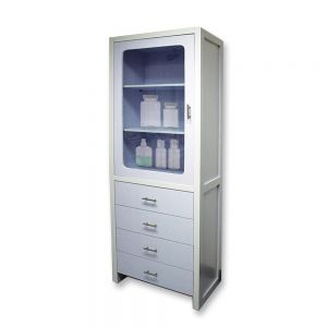 Spa Cabinet w/4 sliding drawers