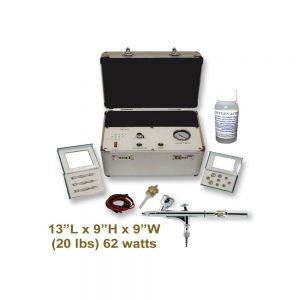 Portable Diamond Microdermabrasion w/Oxygen