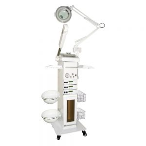 NEW-14 Function Multifunctional Facial Machine- Tower Rack